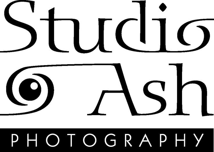 Logotype för Studio Ash.