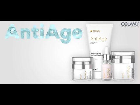 Kosmetyczna Rewolucja: linia AntiAge - YouTube