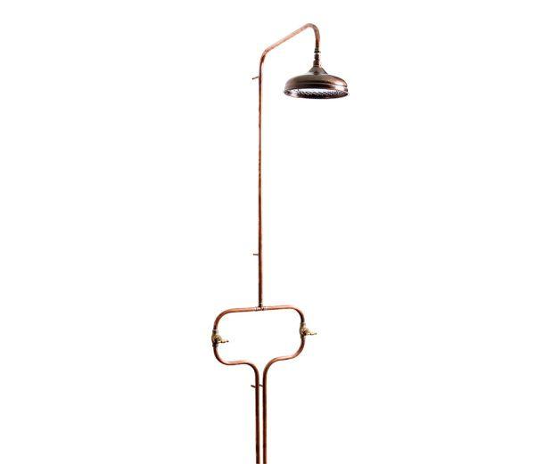 Robert plumb copper shower outdoor g