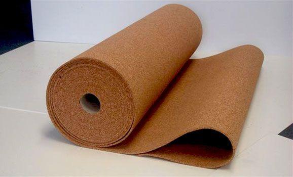 Nova Cork Underlayment - Eco-Friendly, Non-Toxic, Quiet - Green Building Supply