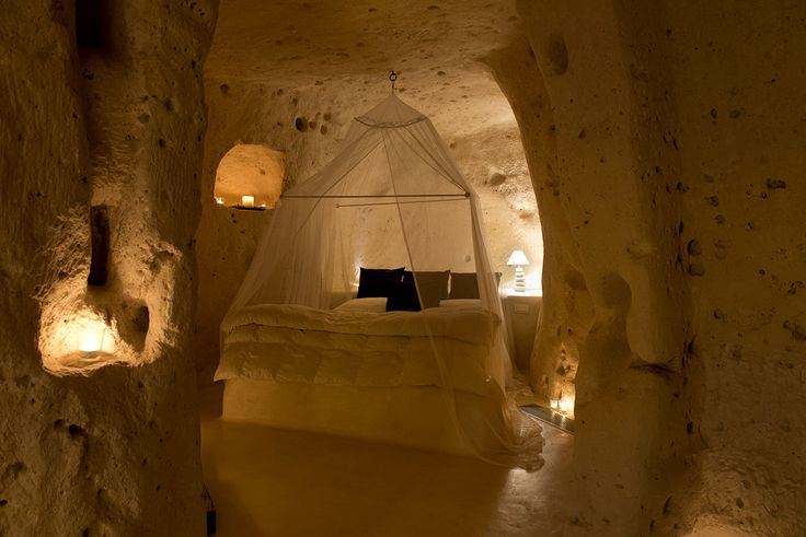 """Deluxe"" room - Rooms and Suites - - Hotel Matera - Albergo Matera - Luxury Resort Matera"