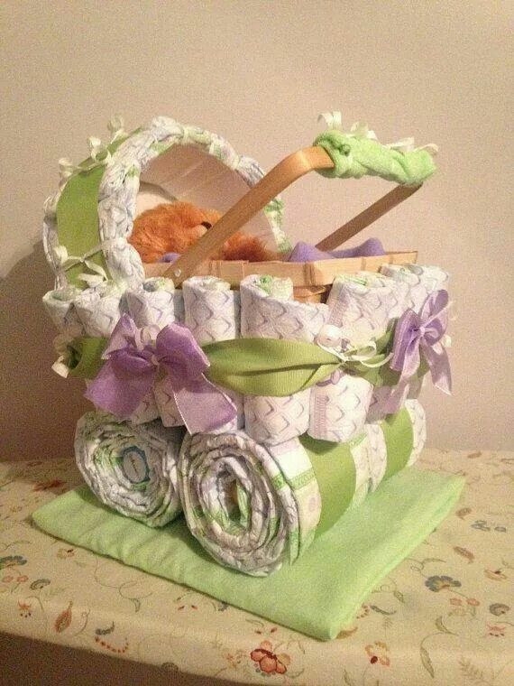Cute idea for a baby shower.