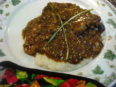 Smoky Mountain Café: Grillades and Grits | Breakfast ...