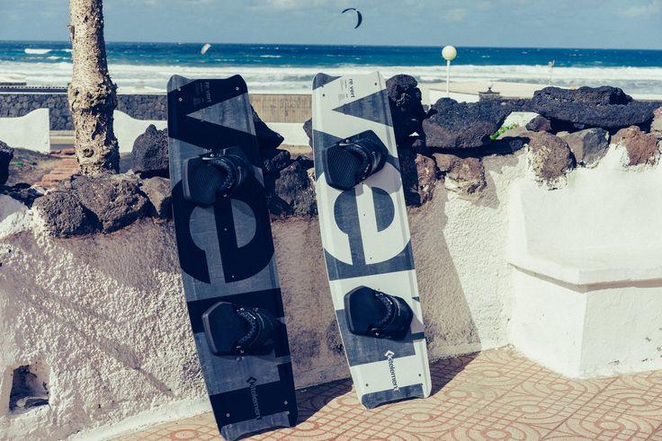#kitelement #kiteboard #kiteboarding #revert #white #black #carbon #highend #top #lanzarote #famara