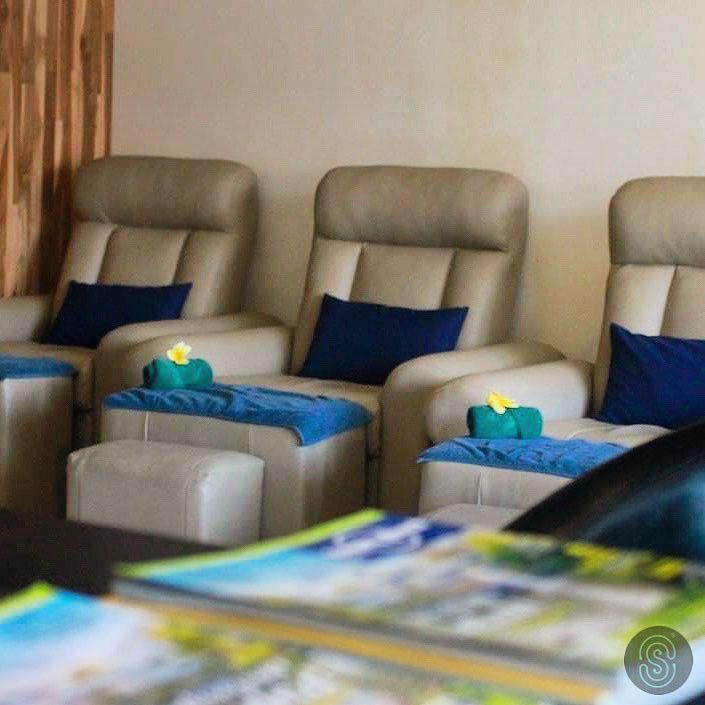 Relax! These unique designed chairs for Spring are made for it ;-) designed by @martijnstoppels #bali #kuta #seminyak #canggu #thisisbali #indonesia #design #spa #dayspa #balispring #traditional #massage #reflexology #balinese #balinesemassage #relax #relaxing #travel #explorebali #thebalibible #balilife #balitrip #instabali #baliisland by balispring