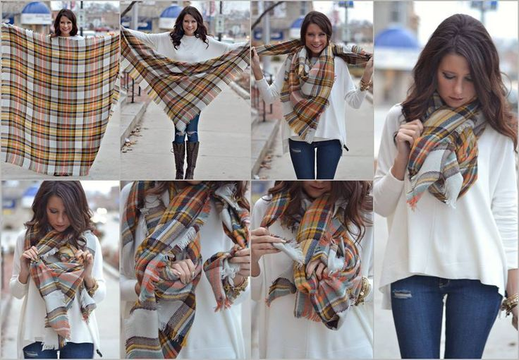 Image result for what to do with a scarf