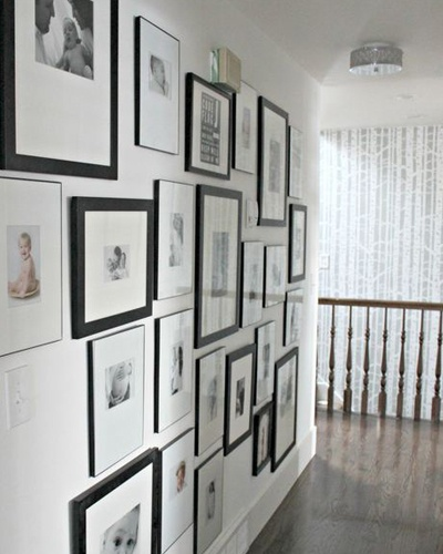 6 ways to design a gallery wall