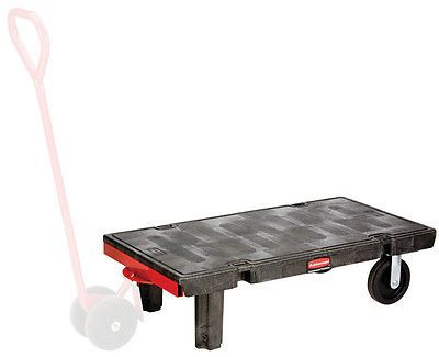 Wheelbarrows Carts and Wagons 75671: Rubbermaid 4494 2000Lb Semi-Live Skid 24 X 48 -> BUY IT NOW ONLY: $209.99 on eBay!