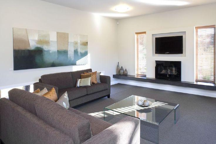 2010 Multi Award Winning Sustainable Home   Living room