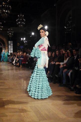 Traje de Flamenca - Aurora-Gavino - We-Love-Flamenco-2016