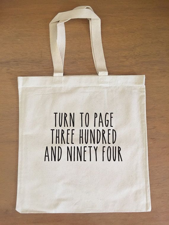 In honor of the wonderfully talented Alan Rickman, this tote will be on sale for the nest week. Everyone join me in raising their wands. Turn to