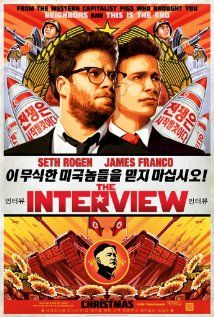 The Interview (2014) -- Despite the predictable plot, this film was well executed and broke multiple barriers in the humor department. Plus, cute dog.