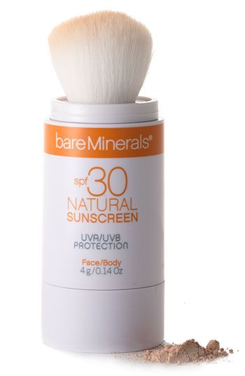 bareMinerals® Natural Sunscreen SPF 30 available at #Nordstrom