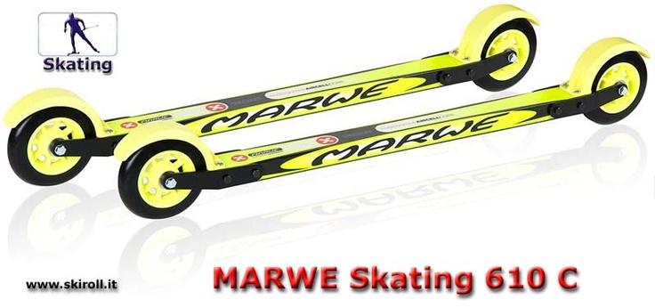 Skiroll MARWE Skating 610 C - www.skiroll.it
