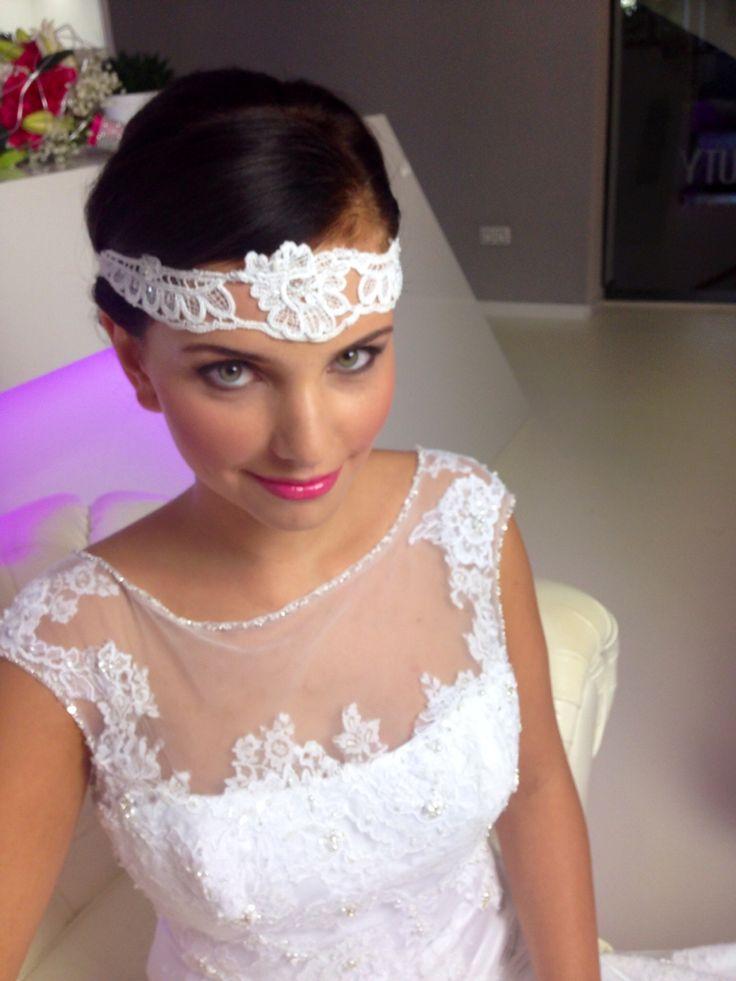 Dívka měsíce make-up Jana Mimochodková www.pinkladies.wbs.cz