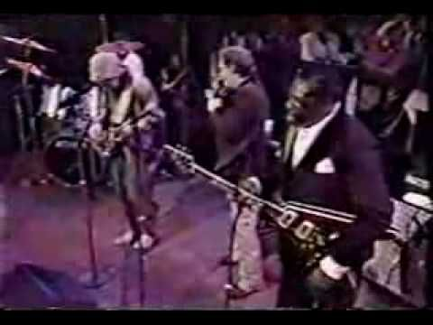 BB King, Albert King, Stevie Ray Vaughan - The Sky Is Crying