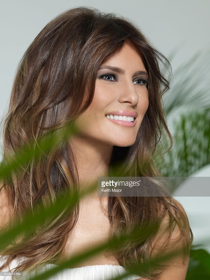 Melania Knauss Trump is photographed for Avenue Magazine on July 27, 2012 in New York City. COVER