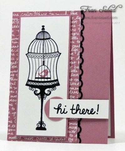 Building Cages – Stamper's Blog