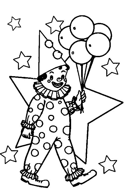circus-clowntjemetballonnen.gif (488×736)
