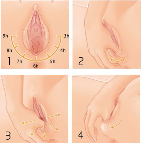 This might be gross but when you are pregnant than you will understand how important these massages are...