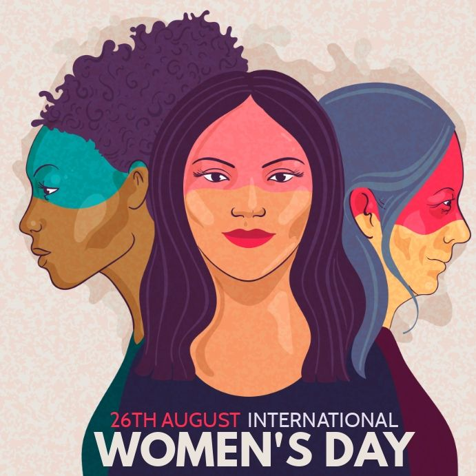 Women S Day Mother S Day Ladies Day Fun To Be One Poster Template