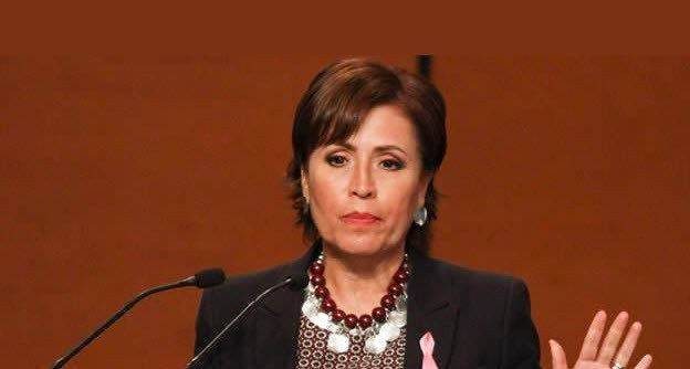 Acusan a Rosario Robles de mega desvío