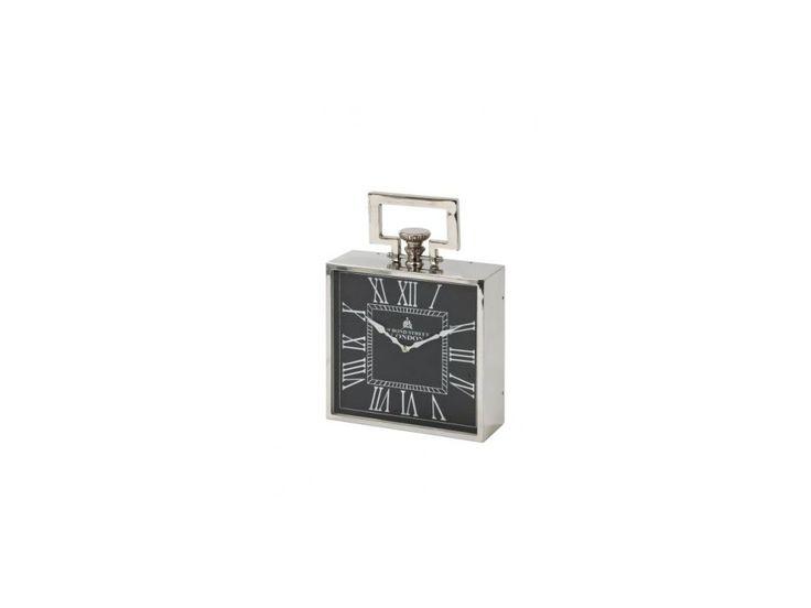 Zegar London z Czarną Tarczą mały — Zegary i budziki Light&Living — sfmeble.pl