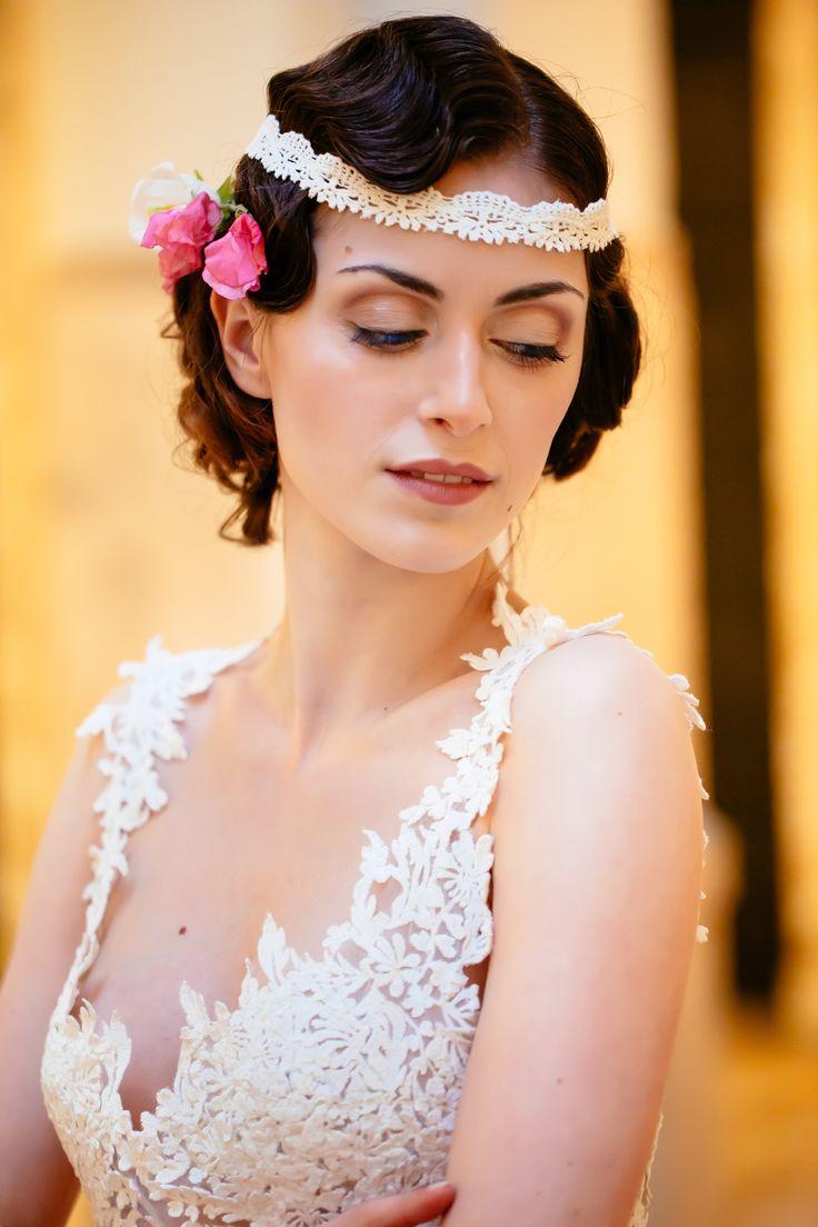 braut make-up, natürliches make-up, dezent, brauntöne, bride make-up