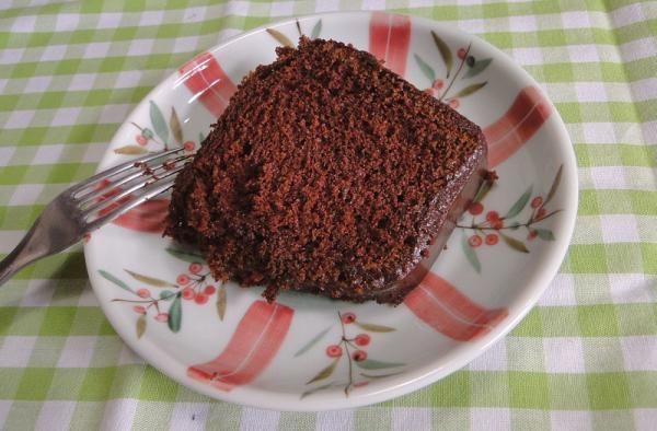 Receita de Bolo de chocolate com farinha de arroz - Fácil