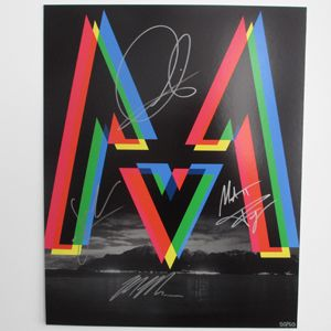 Maroon 5 'Overexposed' giveaway: Win signed swag! #Music #Maroon5