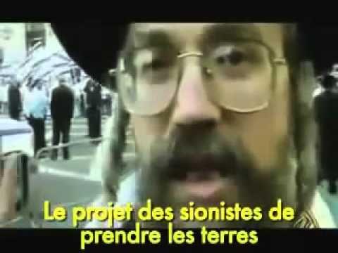 la vérité en 1min de la bouche d'un juif - YouTube