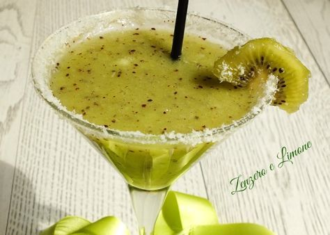 DRINK ANALCOLICO al KIWI