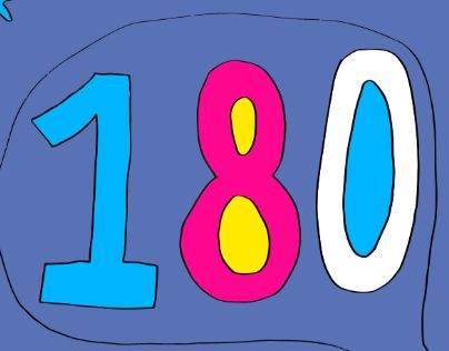 "Check out new work on my @Behance portfolio: ""180"" http://on.be.net/1J5ONao"