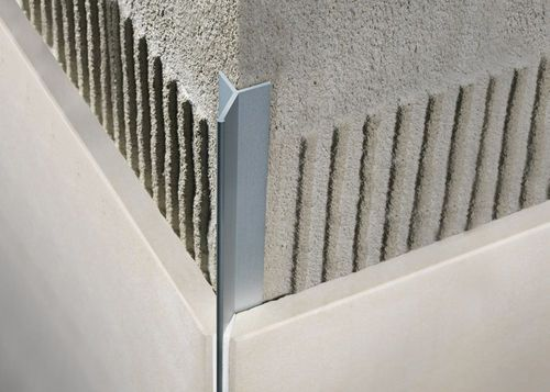 Aluminum edge trim / outside corner / tile FILOJOLLY RJF