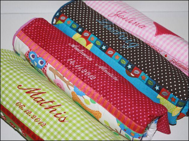♥ Individuell ♥ Einzigartig ♥ Handmade ♥   Wunderschöne, mit viel Liebe zum Detail genähte Babydecke!   Dein Baby wird sich wohlfühlen!  Meine Kunden verwenden die Decke im Kinderwagen oder...