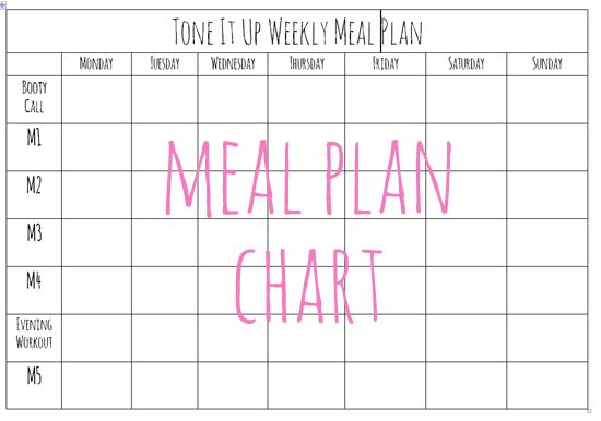 We\u0027re Pretty Confident You\u0027ve Never Heard Of These Weight Loss - workout char template