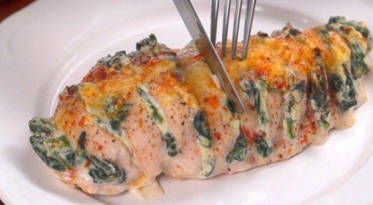 Ecco una semplice ricetta per preparare il pollo hasselback: impossibile resistere!