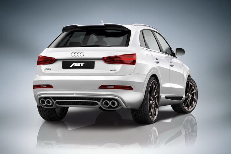 Nice Audi Q3 Interior