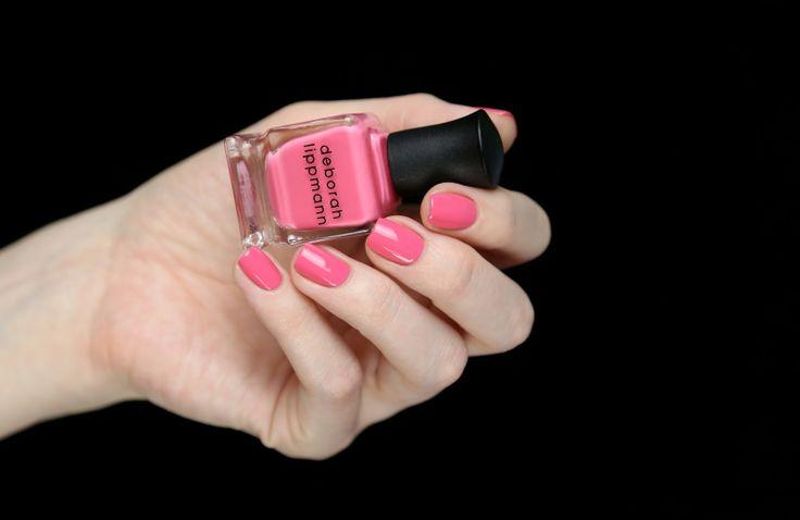 Записки Лакоголика: розовый лак Deborah Lippmann Break 4 Love. В продаже с 1 марта.
