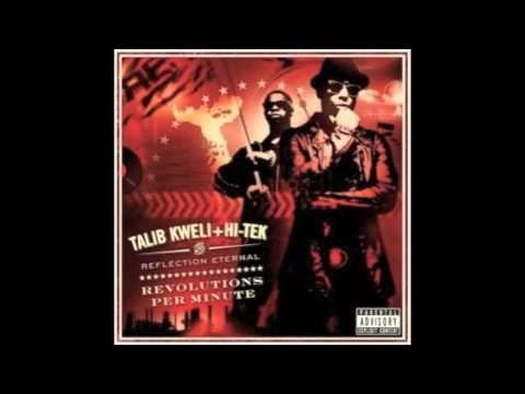 Talib Kweli & Hi-Tek - Just Begun (ft. Jay Electronica,J Cole & Mos Def)
