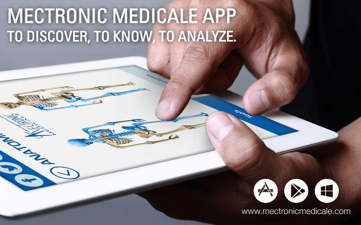 Mectronic Medicale App To discover, to know, to analyze.