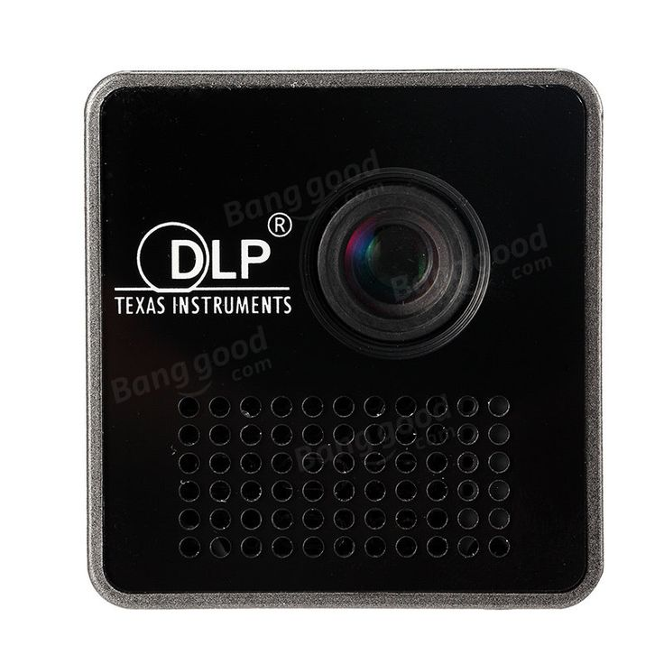 UNIC P1 Plus WIFI Wireless Pocket DLP Mini Projector 30 Lumens Micro Miracast DLNA Video Projector Sale - Banggood.com