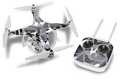 Designer Skin for DJI Phantom 3 Pro/Advanced Drone and Controller - Special Forces - http://www.midronepro.com/producto/designer-skin-for-dji-phantom-3-proadvanced-drone-and-controller-special-forces/