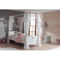 """Łóżko z baldachimem """"Amori"""""""