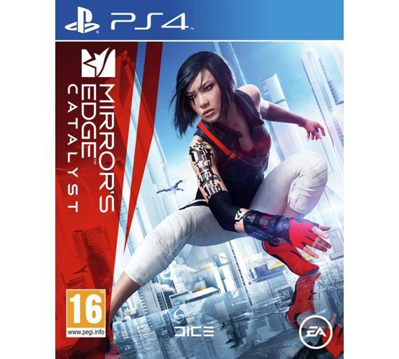 Buy Mirrors Edge: Catalyst PS4 Game at Argos.co.uk, visit Argos.co.uk to shop online for PS4 games, PS4, Video games and consoles, Technology