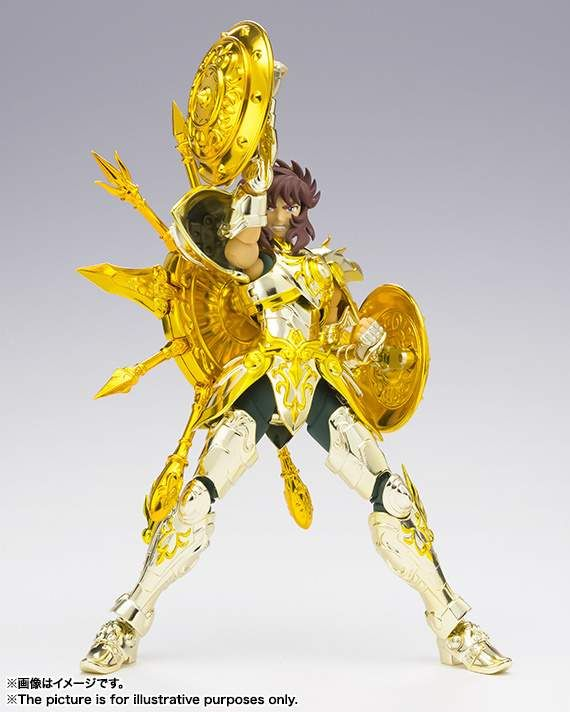 Saint Cloth Myth Ex Saint Seiya Soul Of Gold Libra Dohko God Cloth Saint Seiya Japanese Pop Culture Pop Culture