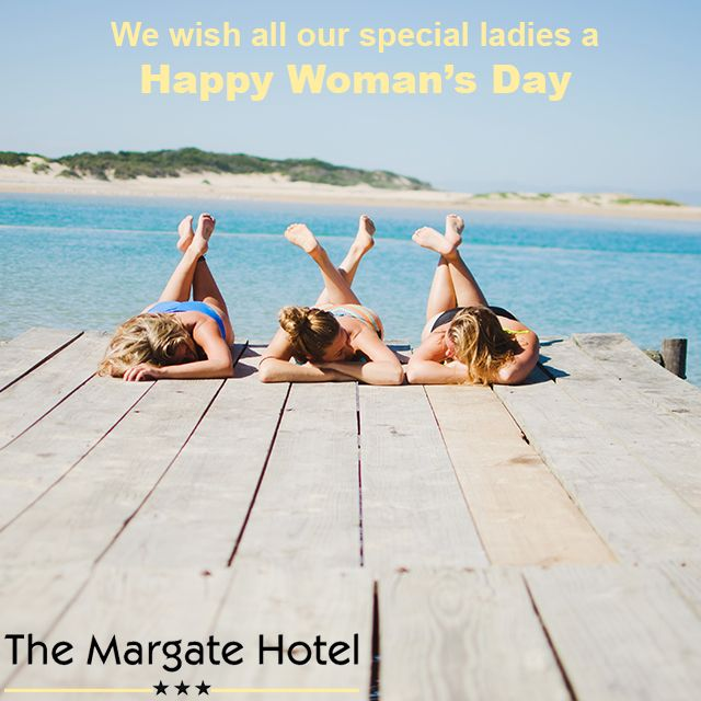 We wish all our special ladies a Happy Woman's Day