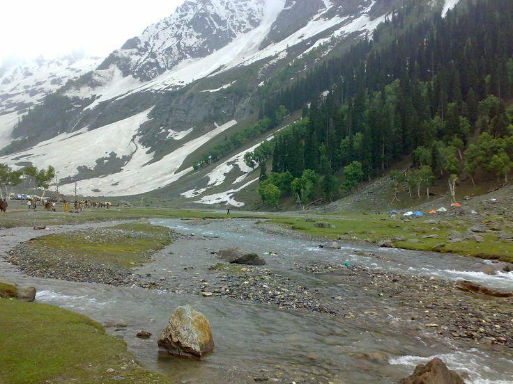 SonMarg, Kashmir, India.