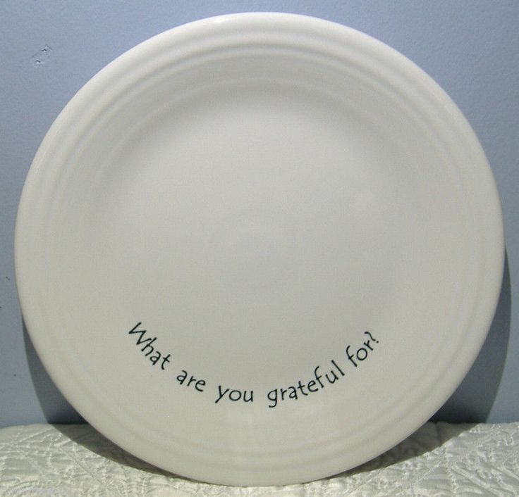 NEW FIESTAWARE 10.5\  DINNER PLATE FIESTA What are you grateful for? White Unique & 147 best Fiesta® / Homer Laughlin China: Restaurant Ware images on ...