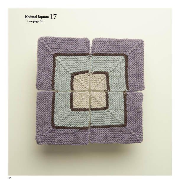 糸と色で楽しむ編み柄50 グラフィック ニット
